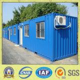 Maison à conteneurs modulaires préfabriqués avec cuisine
