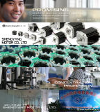 Híbrido de par motor alto motor paso a paso para máquinas