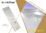 Tout-en-un contrôle en temps Light-Operated automatique de la rue solaire Lampes à LED