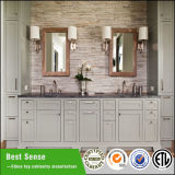 2015 America New Design Classic Solid Wood Ancient Bathroom Cabinet