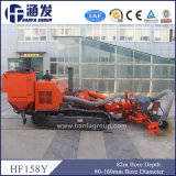 Hf158y rotativo DTH Mineral de profundidade de perfuração de rocha
