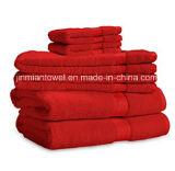 卸売3タオルはホテルの浴室タオル手タオルをセットした