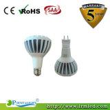 높은 루멘 둥근 Osram SMD3030 25W LED PAR30 스포트라이트