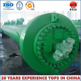 Kundenspezifische grosse Ausbohrungs-Hydrozylinder für Offshoreplattform-Gerät
