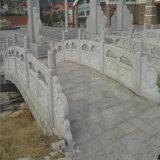 Pedra de pedra natural da estrada do granito do material de construção