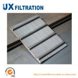 Liquid Filtering를 위한 편평한 Screen Panel
