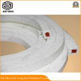 Het Drijven van de klep de Witte Zuivere Pakkingdrukker PTFE/Teflon van de Verbinding; De hete Witte Zuivere Referentieprijs PTFE Packingfob van de Verkoop: Krijg Recentste Prijs