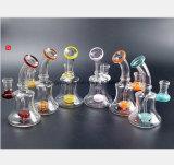 cor de vidro pequena do injetor da tubulação de água de 17cm