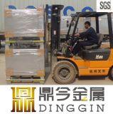 El CIB metal líquido del depósito de Caja de Acero Inoxidable