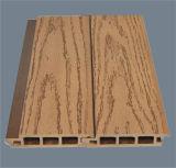 Панель заволакивания стены смеси WPC напольной доски WPC деревянная пластичная