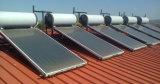 Geyser solare dell'acqua calda della lamina piana della Sudafrica