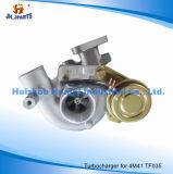 Turbocharger automatico dei pezzi di ricambio per Mitsubishi 4m41 TF035 1515A163 49135-02920