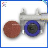 Абразивные шлифовальные диски оксида алюминия для дерева рабочей Шлифовальные диски