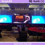 높은 화소 4mm는 실내 옥외 영상 광고를 위한 LED 위원회를 상쾌하게 한다
