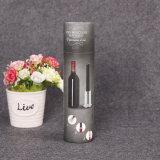 Оптовая торговля Manufactory индивидуальные цилиндра установите флажок на упаковку проволоки для вина