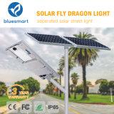 Iluminações de rua solares do diodo emissor de luz de Bluesmart 100W IP65 com de controle remoto