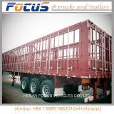Migliore rimorchio di vendita palo/della rete fissa semi per il carico all'ingrosso di trasporto/animale/il grano