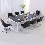 Modern Rectangle Meeting Counts Office Conference Desk (CAS-MT1809)