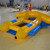 Barca di banana gonfiabile per giocare
