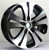 114.3*5 mmの中国製品質車の合金の車輪