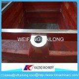 Alta riga di modanatura del contenitore di sabbia di produzione staffa di fonderia utilizzata per la fonderia
