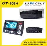 Cercatore di Satllite di Putout di prezzi di fabbrica HD per l'allarme Kpt-958h della prova del segnale & del segnale