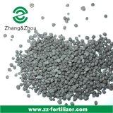 NPK 11--22-16 гранулированных с мышью Colore серого цвета
