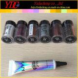 6 colori per il fronte di Nyx e la polvere di scintillio dell'iniettore di trucco del corpo