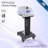 Сторона затягивает оборудование красотки использующ в медицинской СПЕ (3W)