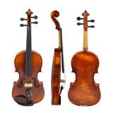 도매 Violins4/4의 향상된 Handmade 유화