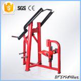 La placa comercial cargada tira hacia abajo el equipo del equipo de la gimnasia/del martillo de la gimnasia (BFT-5010)