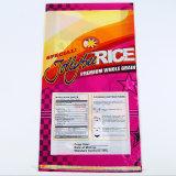 Печать 25 кг 50 кг пластиковой упаковки размер PP тканый мешок риса
