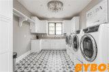 現代高いGloosyの終わりの洗濯のキャビネット(BY-L-21)