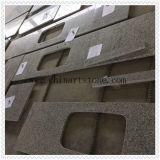 Encimera de cocina de granito pulido natural para el hogar y el hotel.
