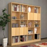 Kundenspezifischer einfacher hölzerner Bücherschrank 2018