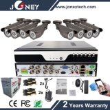 Piscina de 8CH Full HD 1080P Ahd Kit DVR cámara CCTV