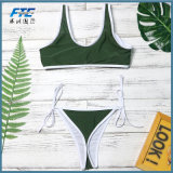 18 Teen Deportes Niña trajes de baño Trajes de Baño Bikini brillante