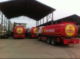 Sinotruk HOWO 6X4 10 짐수레꾼 20cbm 석유 탱크 연료 탱크 트럭