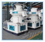 Máquina de poupança de energia para pelotas de Resíduos Agrícolas