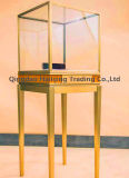 Mode de haute qualité des bijoux en verre de l'armoire d'affichage