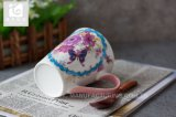 De in het groot 11oz Ceramische Mok van de Koffie met het Eigen Ontwerp Origineel China van het Embleem