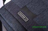 Bolsas do saco de ombro do mensageiro com compartimento do iPad