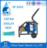 1600W de elektrische Reinigingsmachine van de Autowasserette van de Motor van de Borstel