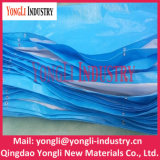 La Chine fabricant peu coûteux de tissu bleu en PE bâche