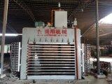 máquina caliente hidráulica de la prensa 600t para la madera contrachapada