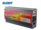 Suoer 1300W DC 12V a 220V AC Inversor de Energía Solar con interfaz USB (MDA-1300B)