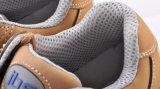 2016 nuevos zapatos de diseño de seguridad para el hombre de moda de calzado de seguridad