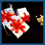 아름다운 Handmade 파란 보석 종이 수송용 포장 상자 (CMG-PJB-046)