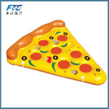 Aufblasbare Schwimmen-grosse Pool-Ring-Pizza-Form-aufblasbarer Pool-Gleitbetrieb