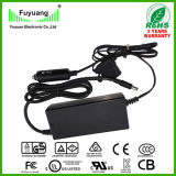 Li-ione Battery Charger dell'uscita 5.5A 12V per Safety Security Products